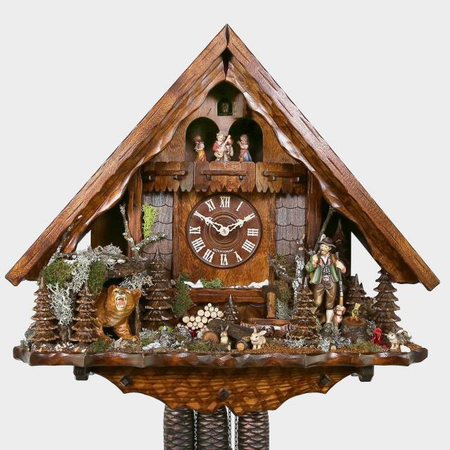 Kuckucksuhr - casa della Foresta Nera