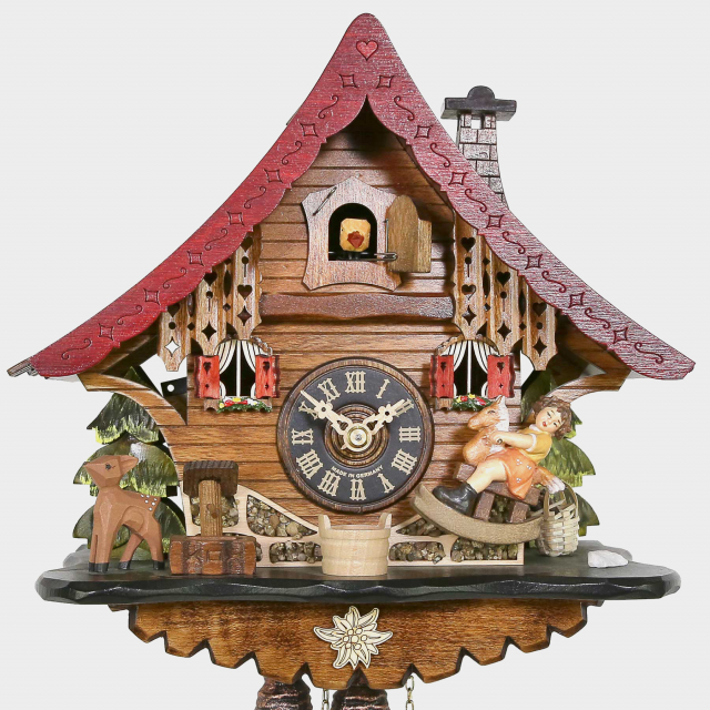 Cuckoo Clock -Chale