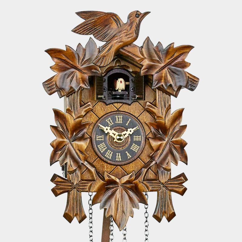 Cuckoo Clock  -Bird Design