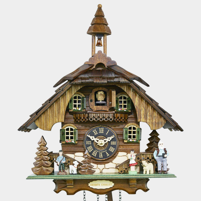 Cuckoo Clock   Black Forest House Heidi