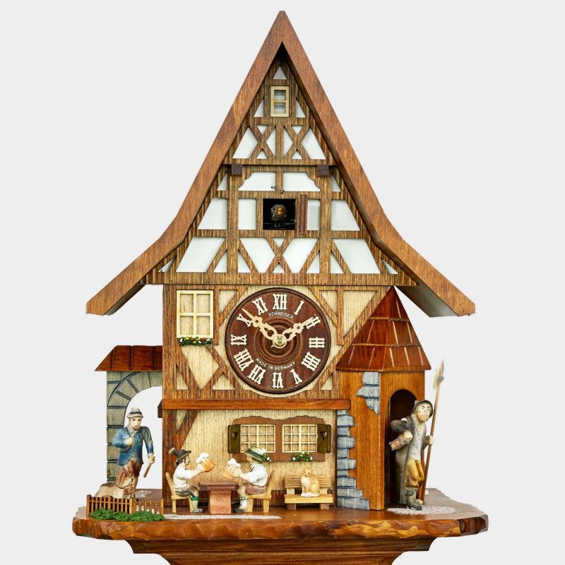Cuckoo Clock - City House Beerdrinker