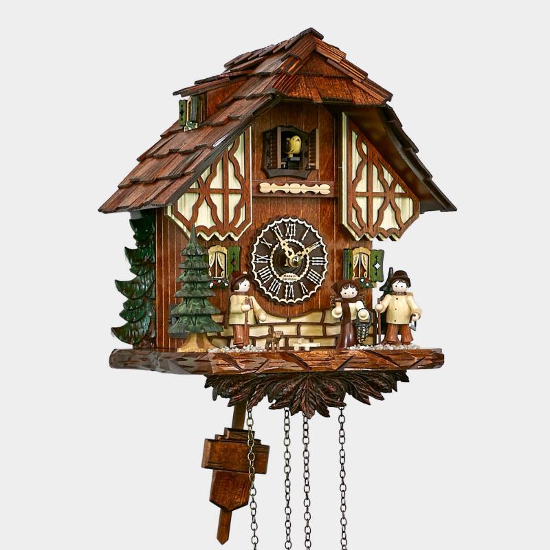 Cuckoo Clock - Erzgebirge