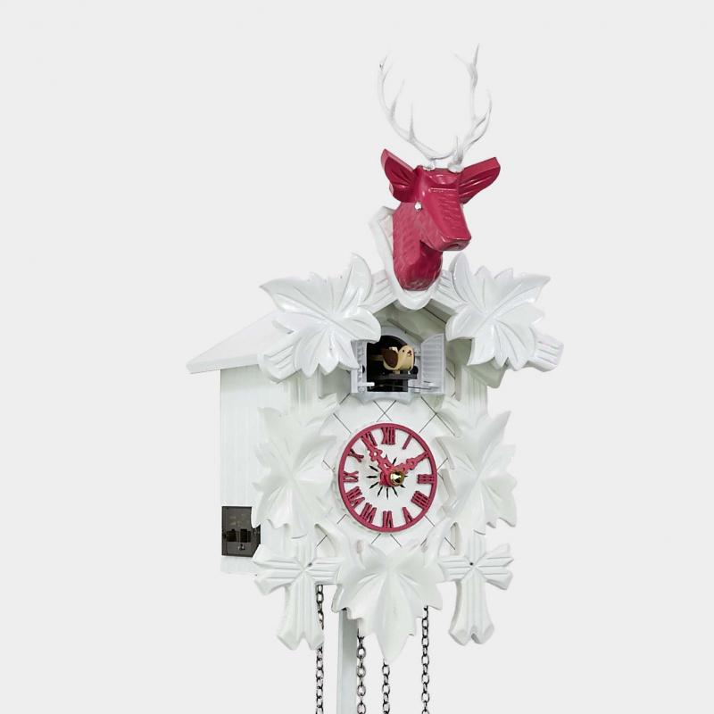 Cuckoo Clock - Hunting Design