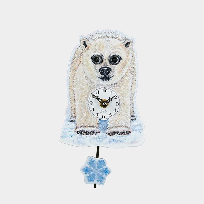 Cuckoo Clock Mini - Polar Bear