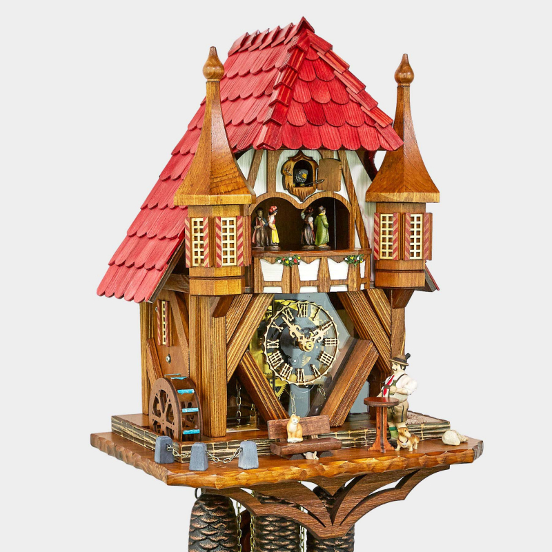 Cuckoo Clock - Historical Building