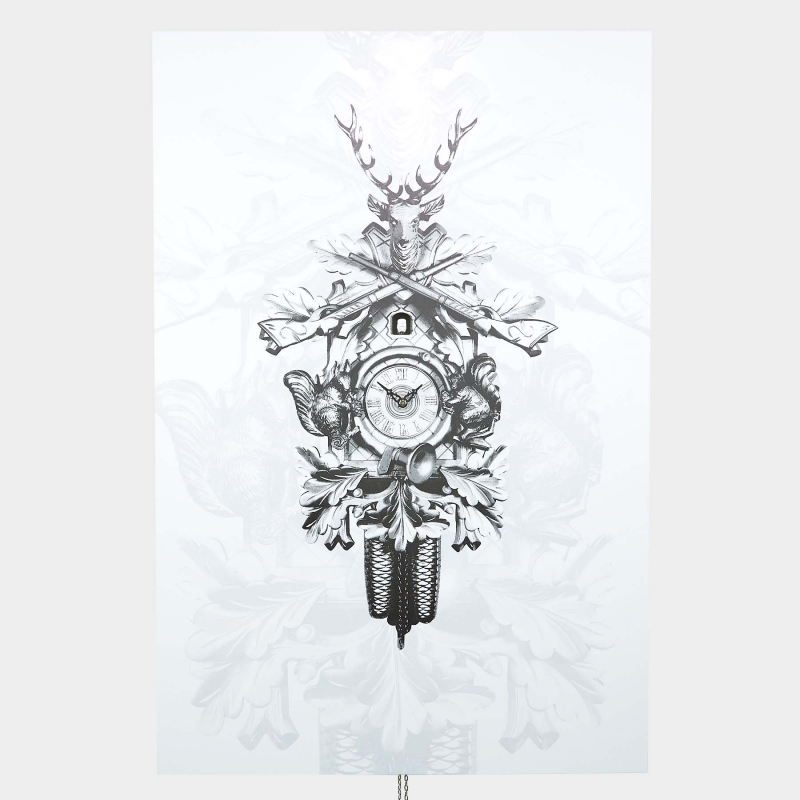 Wall Picture Cuckoo Clock