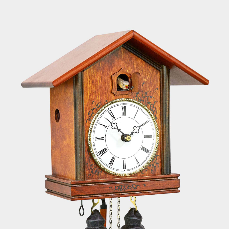 Cuckoo Clock  - Antique Wood