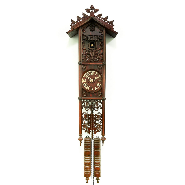 Cuckoo Clock - Railroad House, offered Exclusively by us