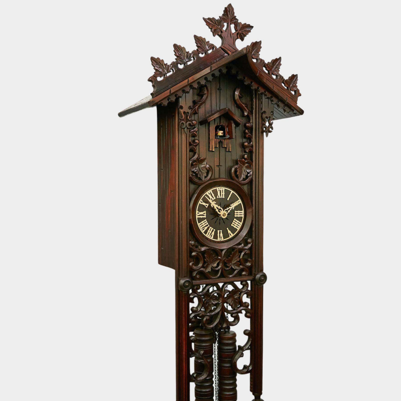 Cuckoo Clock - Railroad House - offered exclusively by us