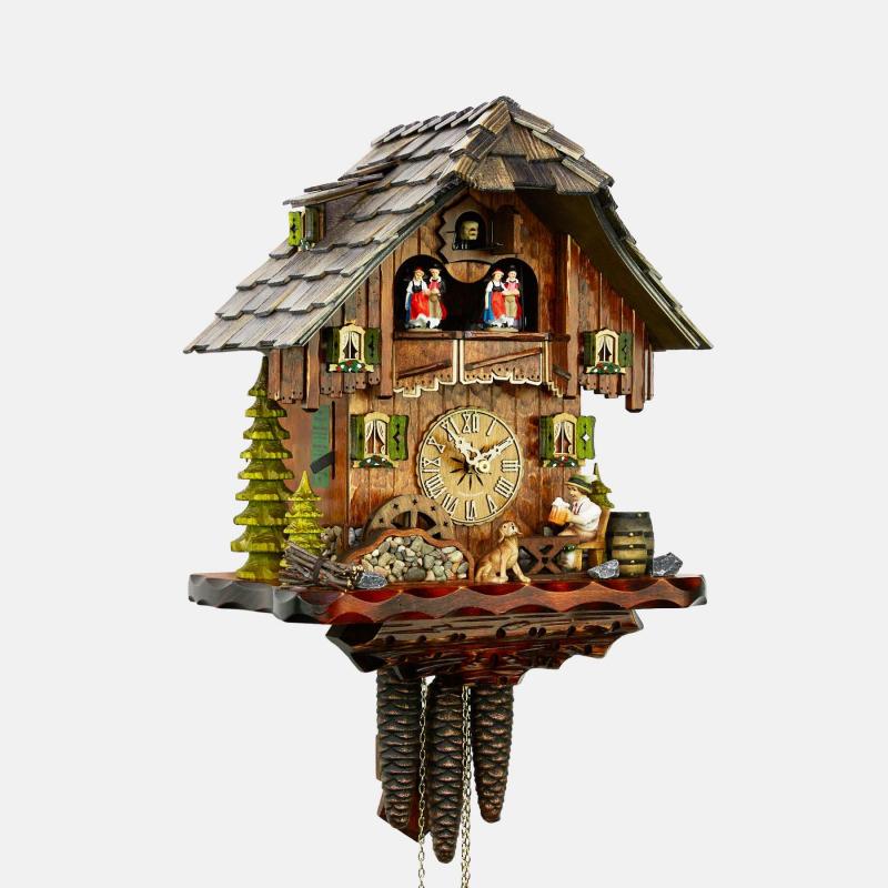 Cuckoo Clock - Beerdrinker