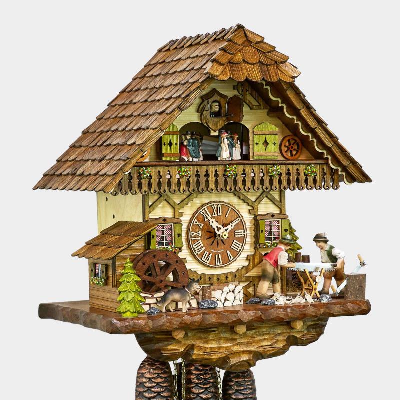 Cuckoo Clock - Woodsawyer