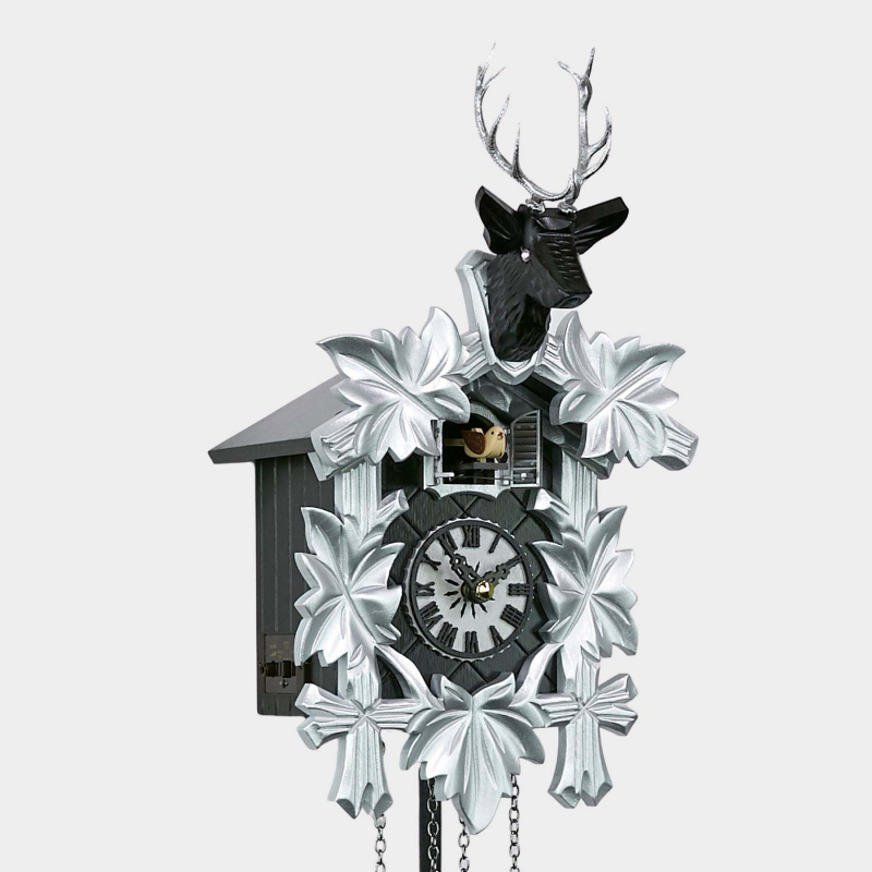 Cuckoo Clock - Hunting Design