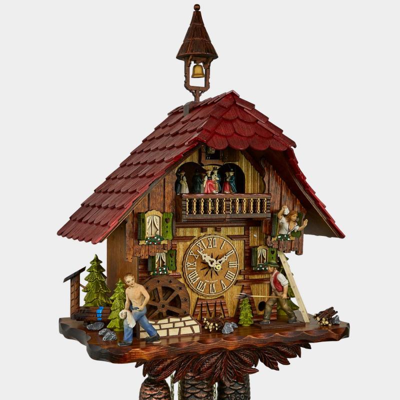 Cuckoo Clock - Black Forest House - secret admirer