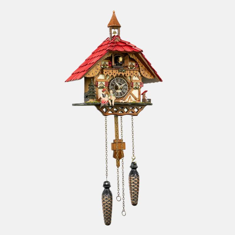 Pendule à coucou - Maison de la Forêt-Noire