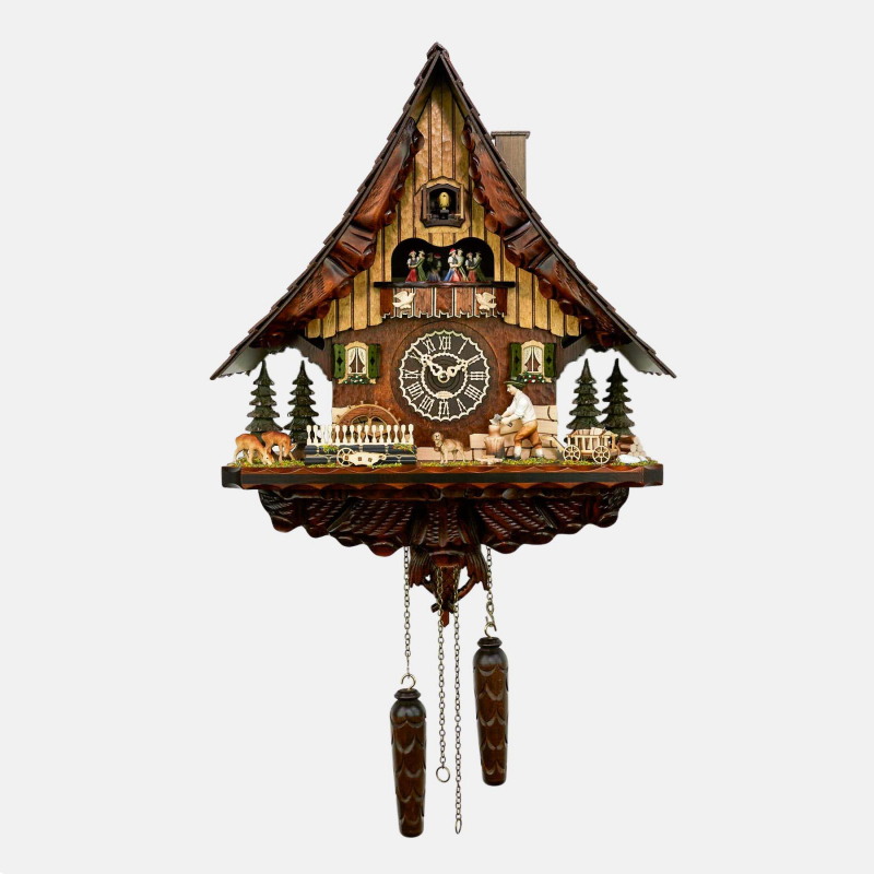 Casa tipo Foresta Nera - Chalet Holzhacker