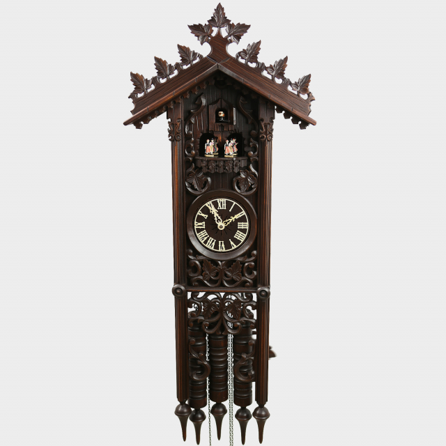 Cuckoo Clock - Railroad House - offered exlusively by us