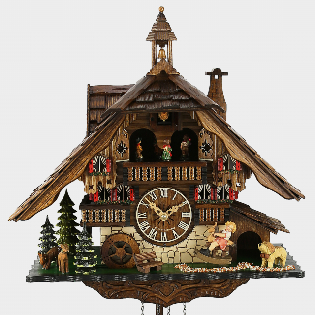 Reloj cuco - Casa de la Selva Negra