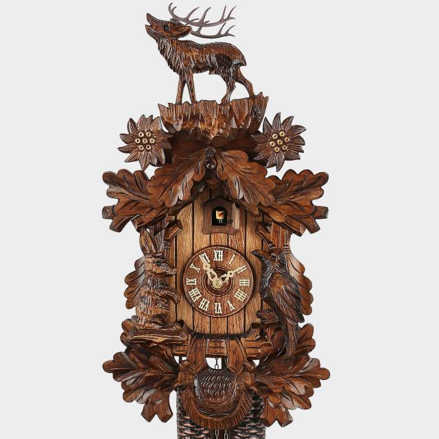 Reloj cuco - Pieza de caza