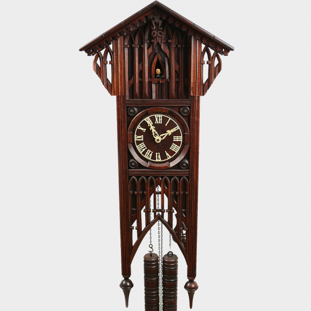 Cuckoo Clock - Gothic offered exclusively by us