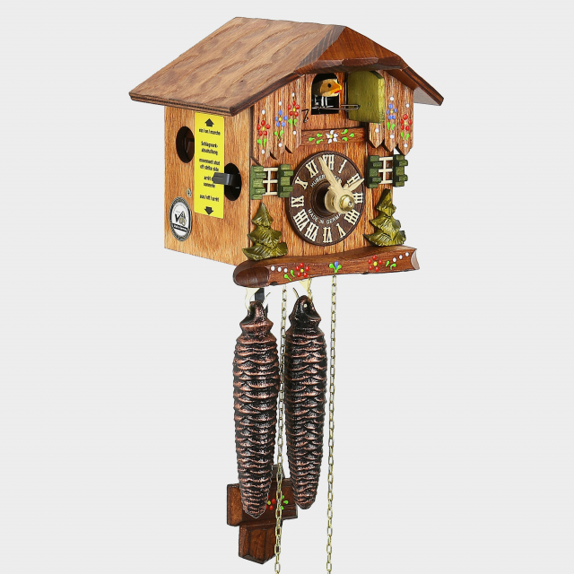 Original Black Forest Cuckoo Clock House Kuckucksuhren