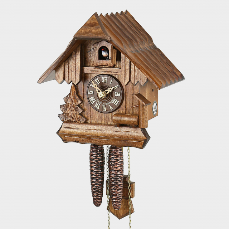 Orologio a cucù - casa della Foresta Nera - Kuckucksuhren Shop ...