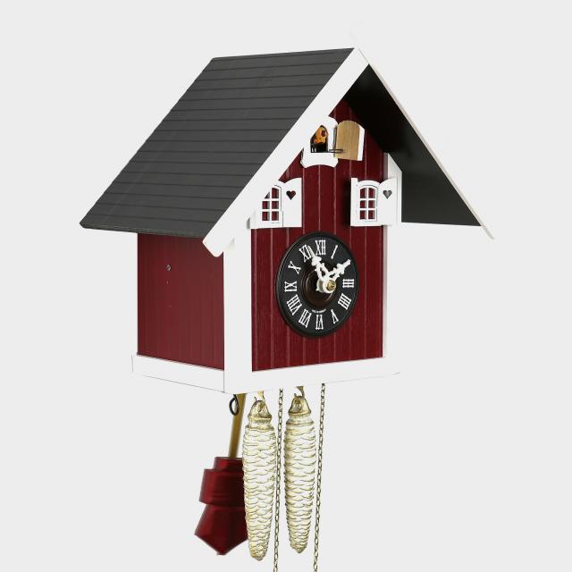 Questo orologio a cuc fa che la svezia salutasse la for Costo di costruzione moderno della fattoria