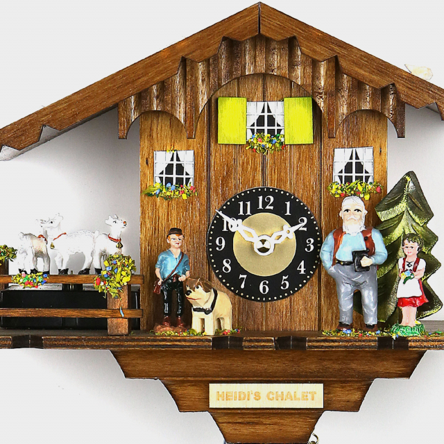 Reloj cuco Mini - Chalet