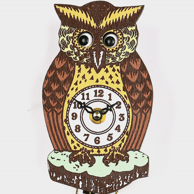 Cuckoo clock Mini - Owl