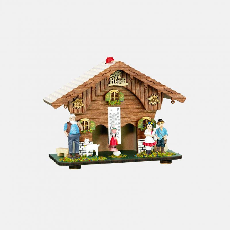 Weather House - Chalet Heidi