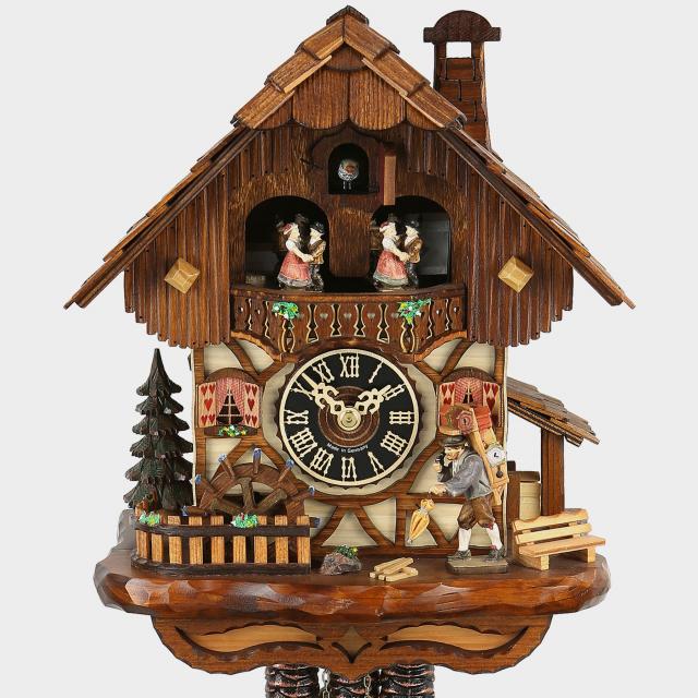 Clock Carrier - House of 1000 Clocks TV