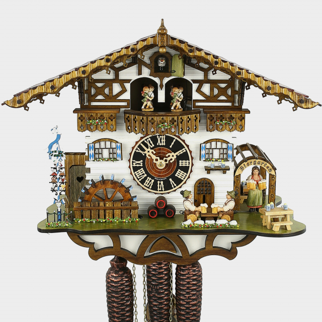 Cuckoo Clock  - Chalet Beerdrinker