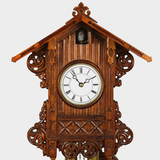 Cuckoo Clock - Railroad House