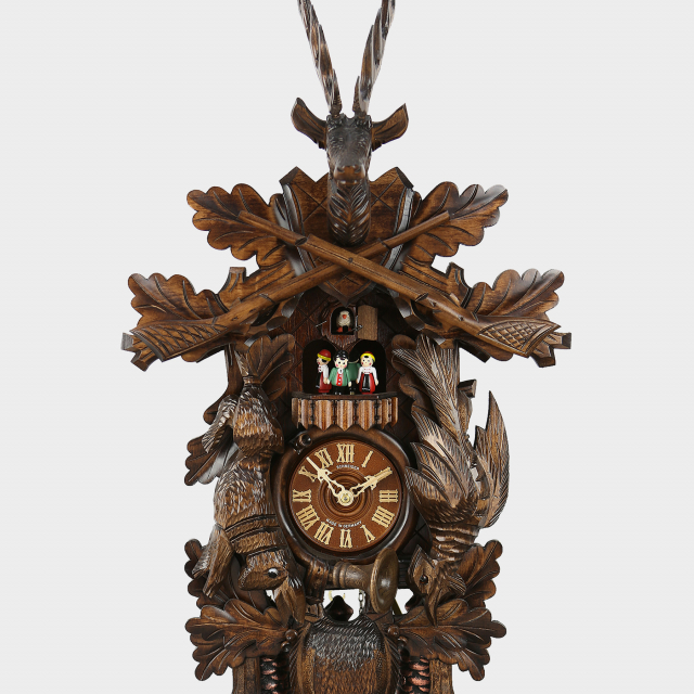 Cuckoo Clock - Hunter Design