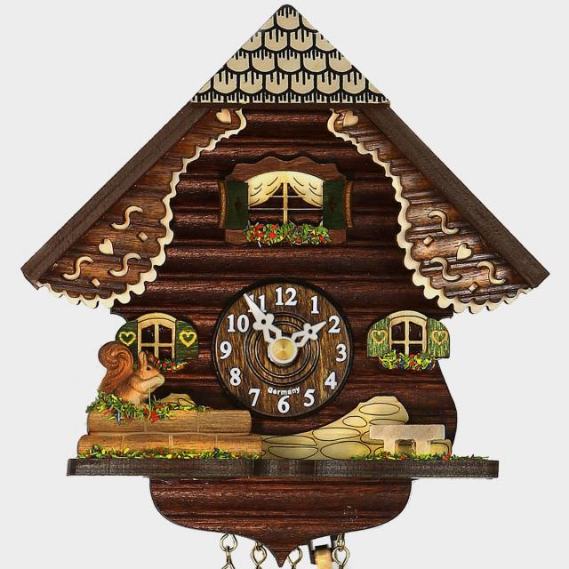 Cuckoo Clock Mini - Black Forest House