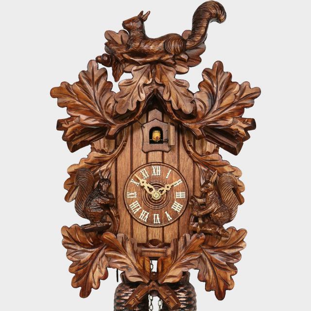 Reloj cuco - Motivo de pájaro