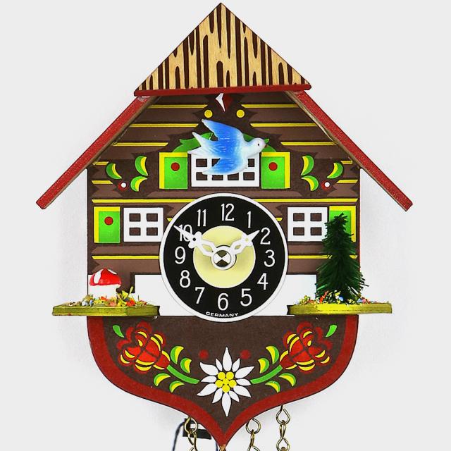 Pendulette à coucou - Maison de la Forêt Noire