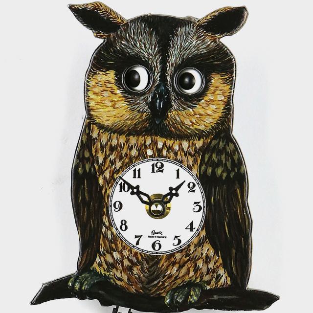 Cuckoo Clock Mini - Owl Funny