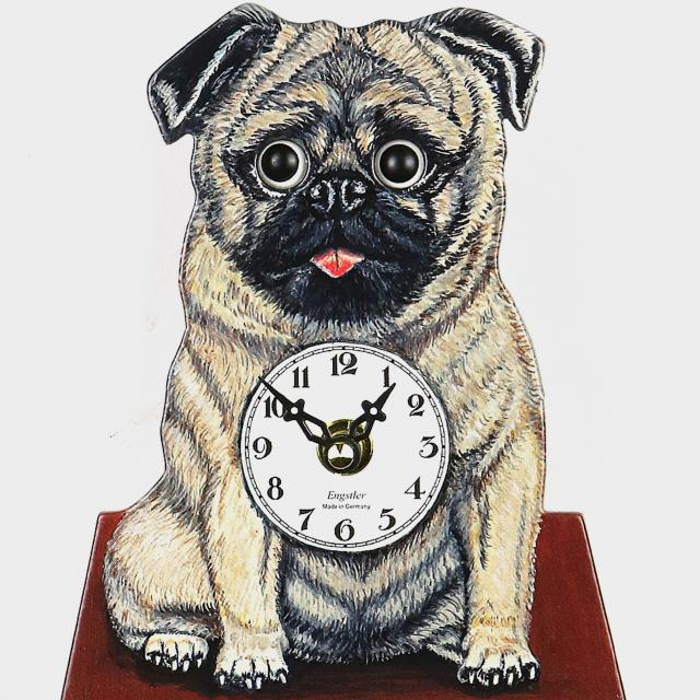 Cuckoo Clock Mini - Dog Funny