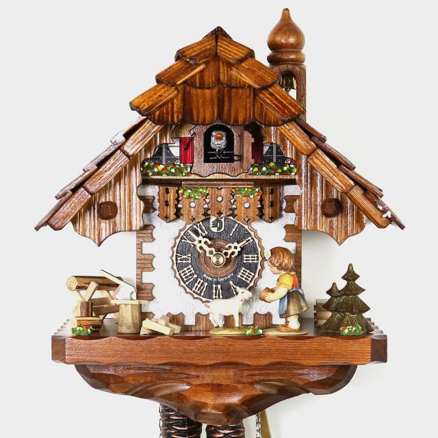 orologioa a cucù – casa della Foresta Nera