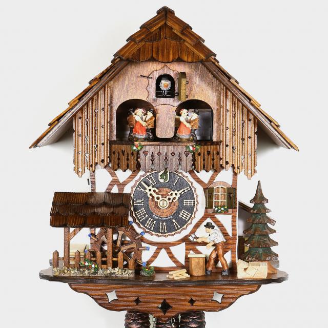 Cuckoo Clock - Black Forest House Woodshopper