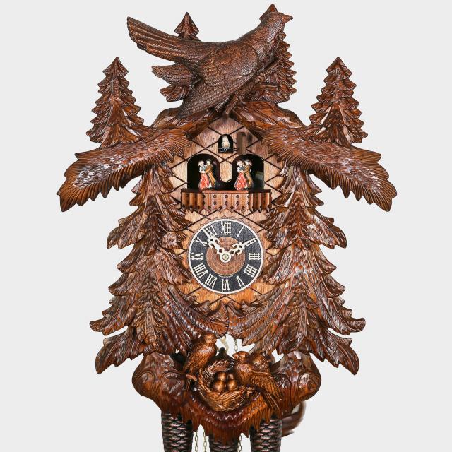Cuckoo Clock -,Bird Design