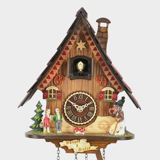 Cuckoo Clock - Chalet - Hansel + Gretel