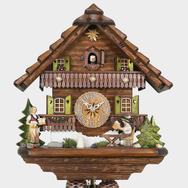 Cuckoo Clock - Black Forest House Beerdrinker