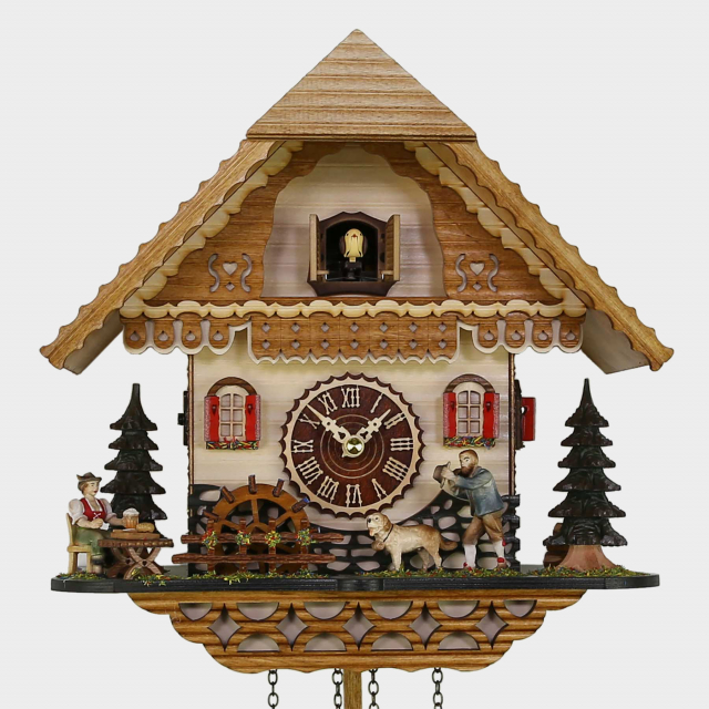 Cuckoo Clock - Black Forest - Chalet