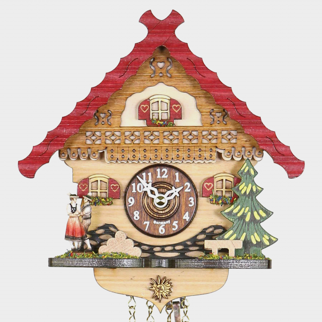 Mini reloj cuco - Chalet