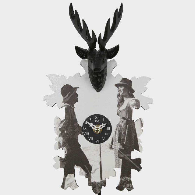 Cuckoo Clock Mini - modern