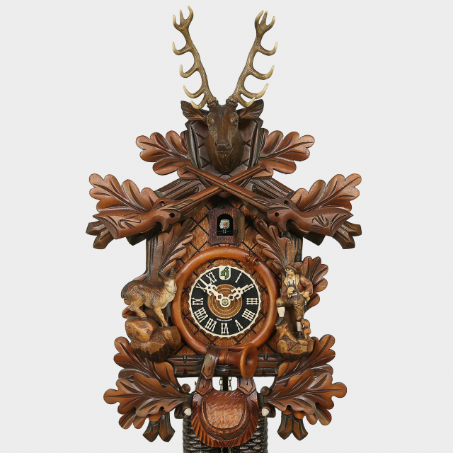 Cuckoo Clock - Hunter Design