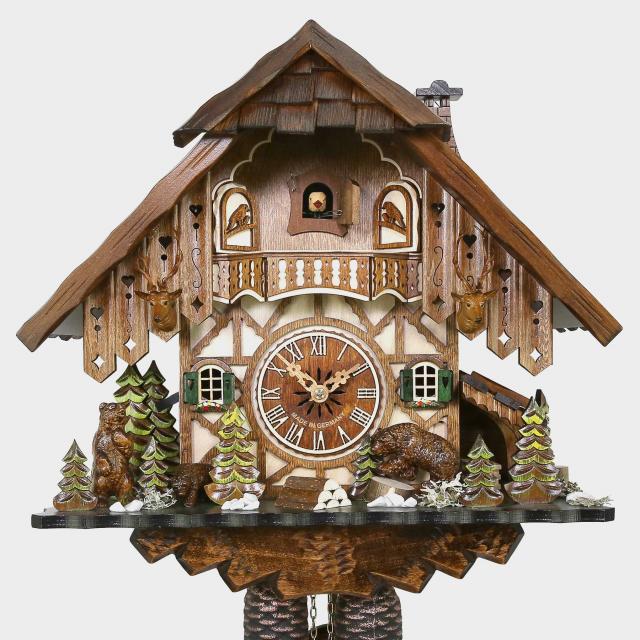 Pendule à coucou - Maison de la Forêt Noire