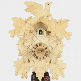 Cuckoo Clock - Three Bird Design