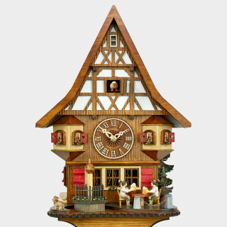Cuckoo Clock - City House Beerdrinker